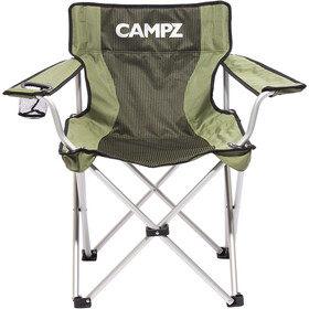 CAMPZ Aluminium Folding Chair, olive